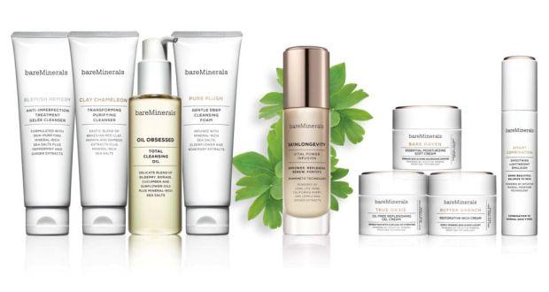 skin care range