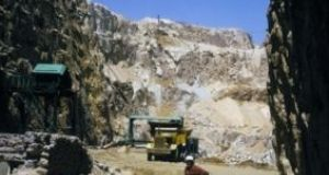 Ormonde was granted the mining concession for the Barruecopardo tungsten project in late 2014.