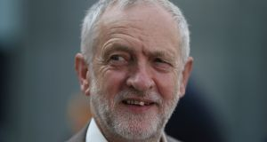 Britain's opposition Labour Party leader Jeremy Corbyn  has previously said he will not resign and would stand again if the party did call a leadership contest. Photograph: Neil Hall/Reuters