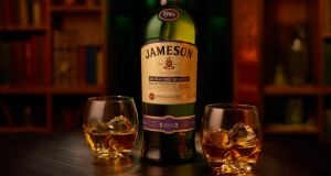 Jameson is the largest Irish whiskey brand with 78.3 per cent share of the market