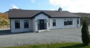 Matt O'Sullivan Estate Agent is seeking €290,000 for this three-bedroom house at Scrahalia, Cashel, Co Galway
