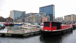 Dublin's Silicon Docks, home to Google and a plethora of other digital giants.