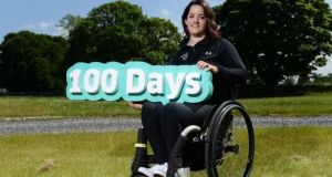 Ciara Staunton has competed in athletics, swimming and wheelchair rugby, but her Paralympics ambitions are directed at handcycling