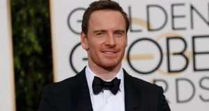 Actor Michael Fassbender. Photograph: Mario Anzuoni/Reuters