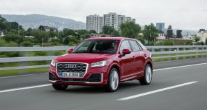 Audi Q2's arrival is as predictable as the coming in of the tides.