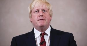 Shorn of his wingman, Boris surprises with brexit stage left