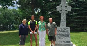 Celtic Cross, Cornwall, Ontario.