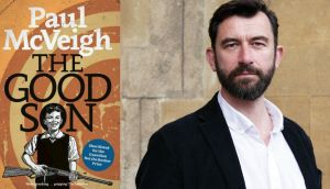 Paul McVeigh: The Good Son isn't about the Troubles, rather, it's about a little boy who loves his ma, his little sister and his dog. He is going to take on anyone that threatens or hurts those he loves, no matter how big or scary, because love makes you fearless. He takes on his older brother, his Dad, other kids, the IRA. He fights the despair, the bleakness, and the violence. He fights the Troubles