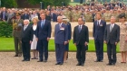 President Higgins joins British royals at Somme commemoration