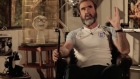 Le boss? Eric Cantona 'applies' to be England manager