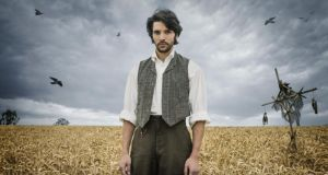 "The new go-to guy when Aidan ""Poldark"" Turner is too busy?: Colin Morgan in The Living and the Dead"
