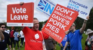 "A campaigner for Vote Leave: ""The referendum has already caused deep divisions and rising tensions in UK society – riding roughshod over popular opinion is a very risky option."""