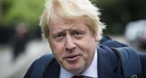 Boris Johnson: There's also the issue of expectations. We hold buffoons to much lower standards. Photograph: Jack Taylor/Getty Images