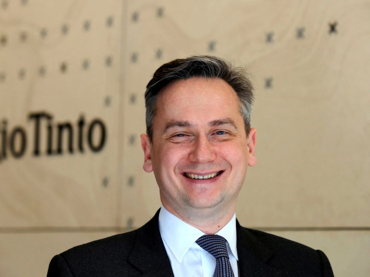 New Rio Tinto boss promises to keep head office in London