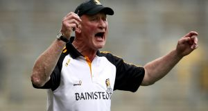 Kilkenny manager Brian Cody. Photograph: Ryan Byrne/Inpho