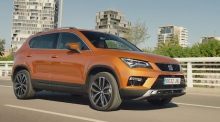 Our Test Drive: the Seat Ateca