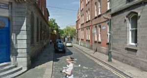 A group of homeless people have occupied a hostel on John's Lane (above) in Dublin that is due to close on Monday night. File photograph: Google Street View