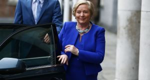 Tánaiste and Minister for Justice  Frances Fitzgerald: new Bill is being drafted to provide additional powers to target the proceeds of crime. Photograph: Brian Lawless/PA Wire