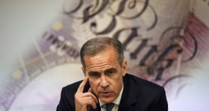 Bank of England governor Mark Carney believes the central bank would need to cut rates and possibly provide other stimulus over the summer to cushion the shock of voting to leave the EU.