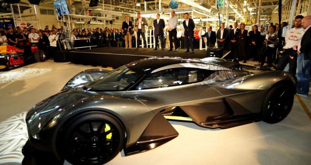 The New Aston Martin And Red Bull Racing Hypercar With Sny Name Amrb 001