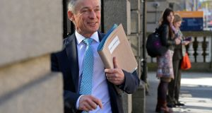 Minister for Education Richard Bruton says new legislation will increase the 'transparency and fairness' of school admissions. Photograph: Eric Luke / The Irish Times