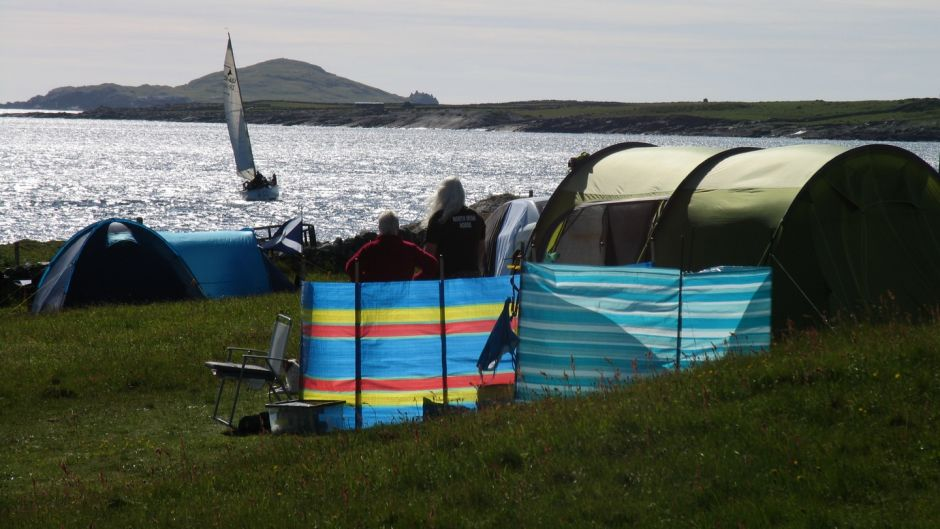 Campsites Open in Ireland all Year round - Bunk Campers