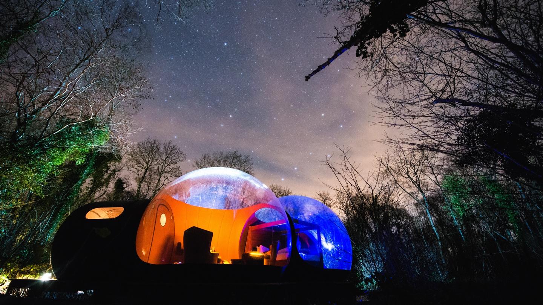 Pitch Perfect 50 Great Irish Camping Spots