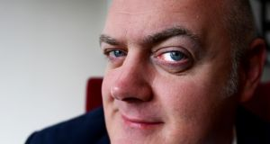 "Comedian Dara Ó Briain: ""The edges of English culture can be a little more brutal than Ireland."" File photograph: Cyril Byrne/The Irish Times"
