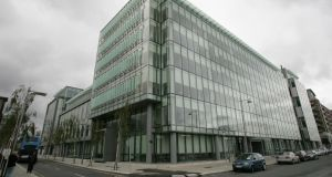 The Matheson Building on Sir John Rogersons Quay: the firm  did not respond to repeated efforts to get comment yesterday