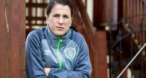 Chelsea and Ireland defender Niamh Fahey. Photograph: Gary Carr/Inpho