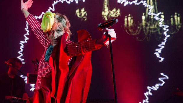 "Róisín Murphy ""This has been the happiest time of my life, and that's all that matters"""