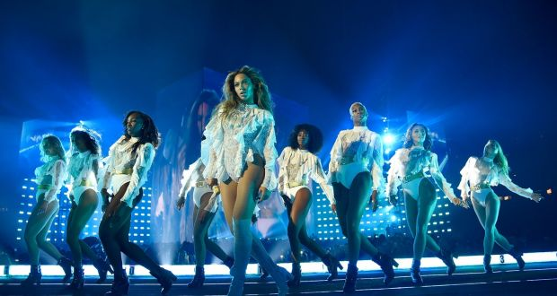 Beyoncs way with words lyrics of style and substance beyonc performs during the formation world tour at the georgia dome atlanta georgia in stopboris Image collections