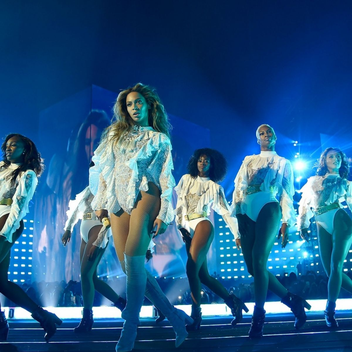 Beyoncé's way with words: lyrics of style and substance