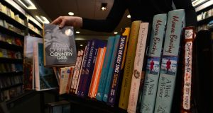 Irish booksellers have asked the Government to delay a new national public tender on the supply of library books, which it says could force Irish companies out of business. Photograph: Cyril Byrne / THE IRISH TIMES
