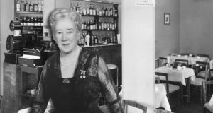 Nazi escape route: Margaret Kearney Taylor, the Irish emigre who owned the Embassy tea room in Madrid