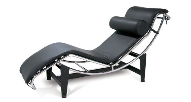 Design Moments The Le Corbusier Chaise Longue Or LC4 Circa 1928