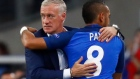Didier Deschamps relaxed ahead of Euro 2016 final