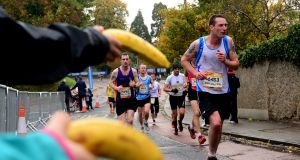 Training for a  marathon? Here's where to start...