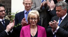 Exit  Andrea Leadsom: should she have kept mum?