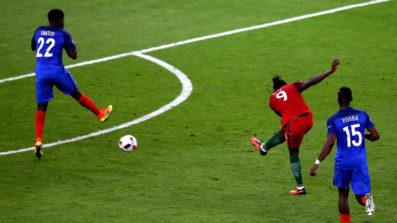 Eder no accidental hero for Portugal