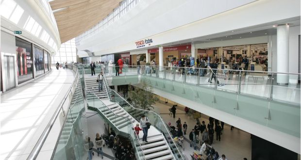 930d1f1574080 The Millfield Shopping Centre in Balbriggan was completed in 2011.  Photograph: Dara Mac Dónaill