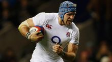 England and Wasps backrow James Haskell is set to miss between four and six months with a foot injury. Photograph: Tom Shaw/Getty Images