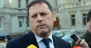 "Fianna Fáil environment spokesman Barry Cowen said former minister for the environment Alan  Kelly was ""the king of climbdowns"" during a row in the Dáil. File photograph: Eric Luke/The Irish Times"