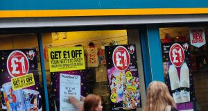Poundland has agreed to a £597 million takeover by South African retail group Steinhoff International