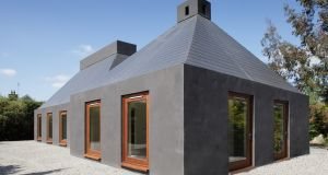 Disaster-proof tank home in Kildare