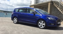 Our Test Drive: the Ford S-Max