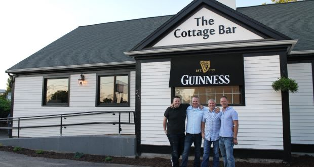 American dream comes true for Donegal expat