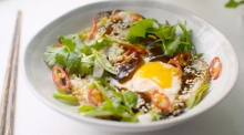 Donal Skehan's crispy Asian style eggs