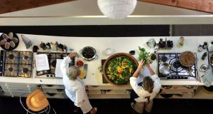 Ballymaloe Cookery School. Photograph: Eric Luke