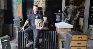 Salvage style: How to furnish your home from a scrapyard